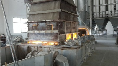 直接发氧化锌窑炉(扬州振中锌业)